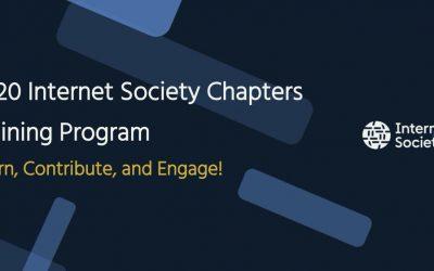 ISOC Chapter Eğitimleri Sonuçlandı (2020 Haziran)